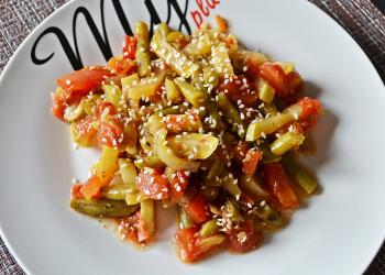 Овощи по-азиатски