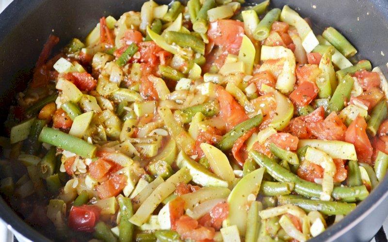 Овощи по-азиатски | Рецепт приготовления | Шаг 12
