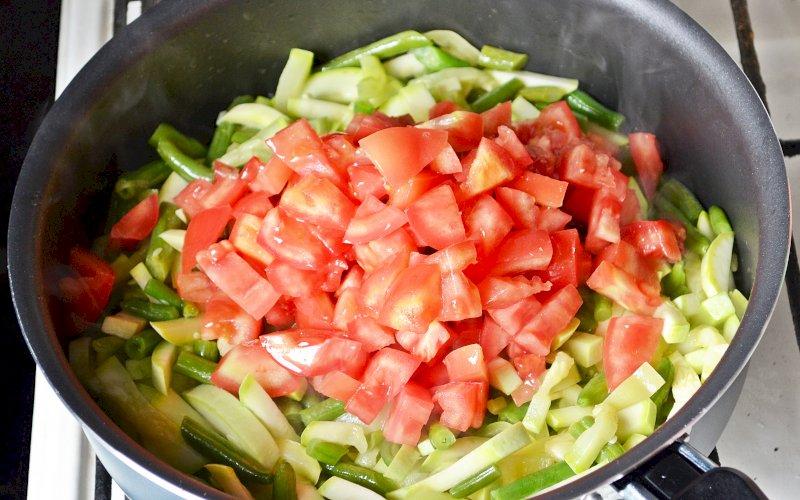 Овощи по-азиатски | Рецепт приготовления | Шаг 9